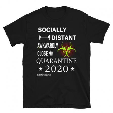Socially Distant - Awkwardly Close