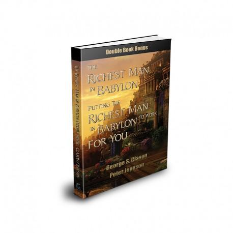 Richest Man in Babylon Double book