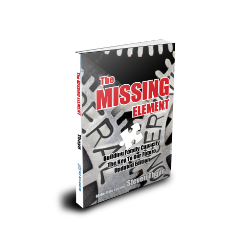 The Missing Element book