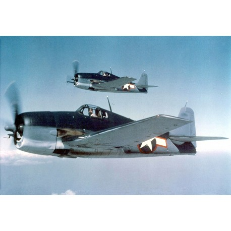 Grumman F6F-3 or 5 Hellcat