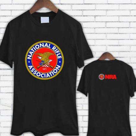 Classic Tops Tee Shirts ONeck National Rifle Association
