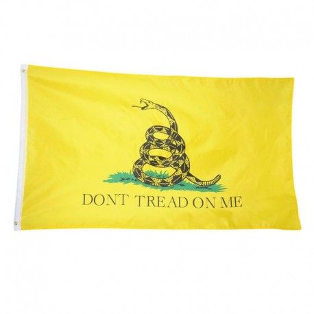 Confederation flag Yellow snake Polyester Flags