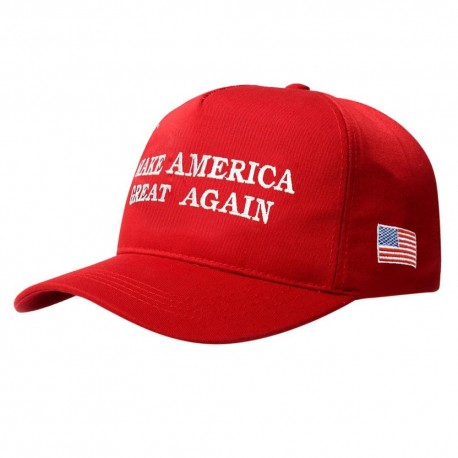 Fashion Letter Print Make America Great Again Hat Donald Trump 2017 Republican Hat Cap