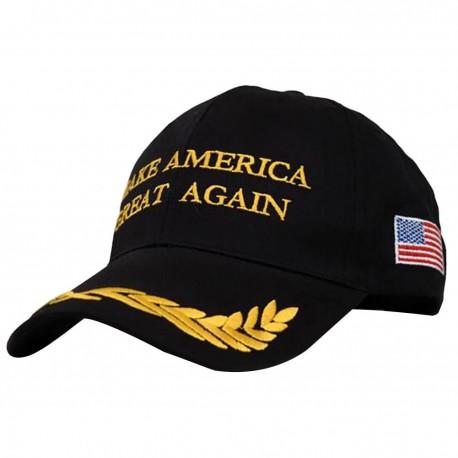 MAGA Hat Black
