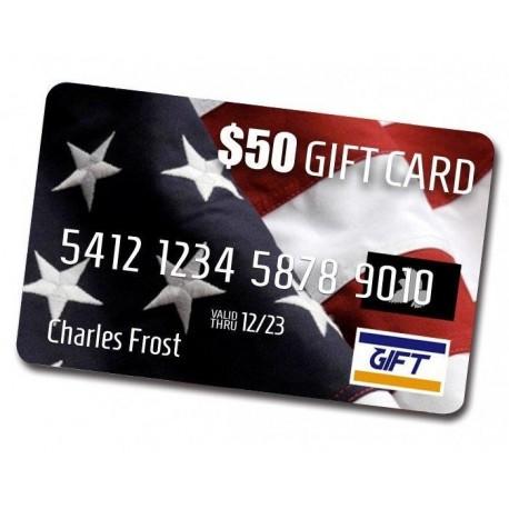 Patriot Club GiftCard