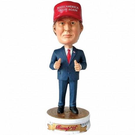 President Trump Limited Edition Bobblehead  Make America Great Again