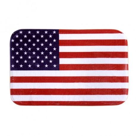 Super Deal Flag non slip bath mat Mat Outdoor Indoor Antiskid Decor Doormat XT