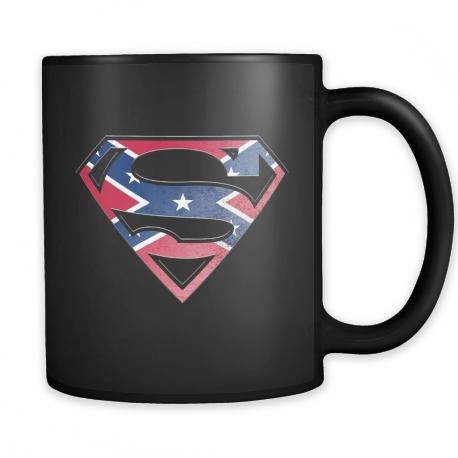 Super Rebel Coffee Mug