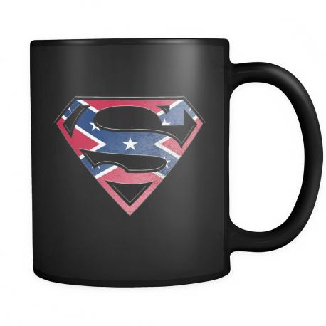 Super Rebel Coffee Mug