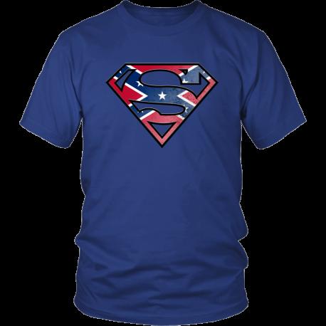 Super Rebel Pure Rebel Men's and Women's Tee Shirt
