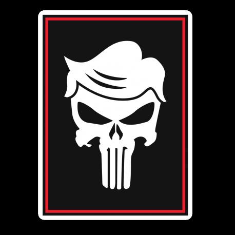Trumpisher Sticker
