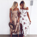 Boho Long Dress women