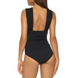 Sexy Halter one piece swimsuit