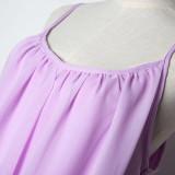 Chiffon Voile Dress