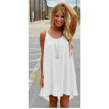 Chiffon Voile Dress