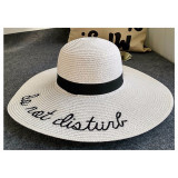 "Cute Sexy Lou Hat "" Do not Disturb"""