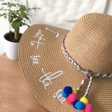 Vacations Beach Hat