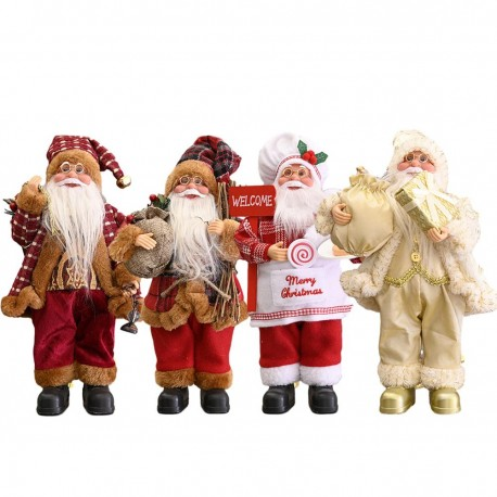 Christmas Doll Figures
