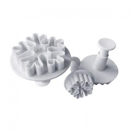 Mini Snowflake Cutters