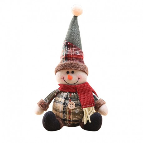 Mini Christmas Doll