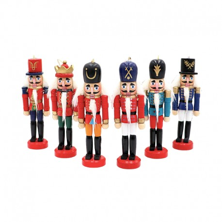Mini Christmas Soldiers