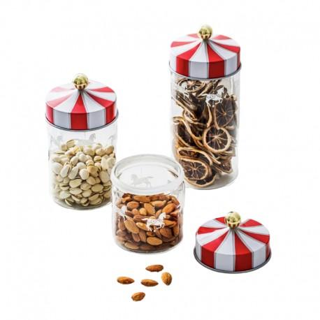 Christmas Storage Jar