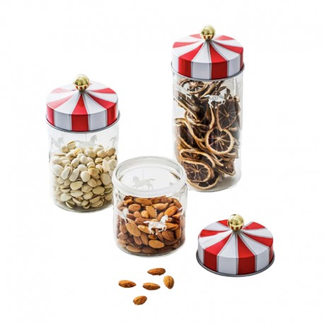 Christmas Storage Jar