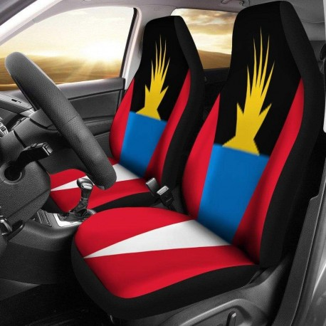 Antigua and Barbuda Custom Car Seat Covers