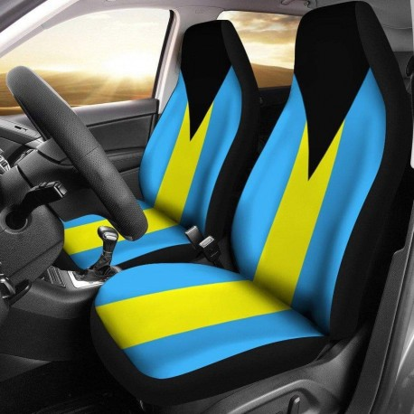 Bahamas Custom Car Seat Covers
