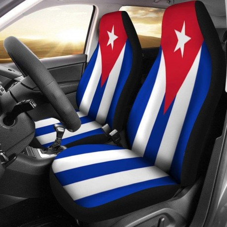 Cuba Custom Design Car Seat covers