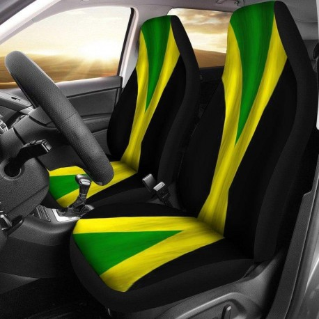 Jamaica Custom Design Car Seat covers