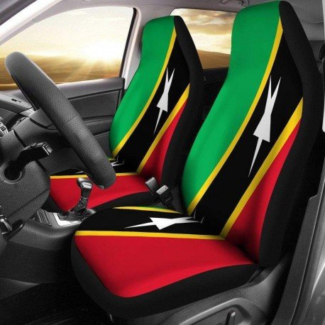 Saint Kitts and Nevis Car Seat Covers