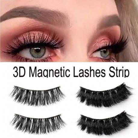 Thick Magnetic Fake Eyelash Extensions