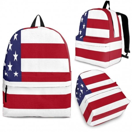United States Custom Backpacks For Adult, Youth & Child