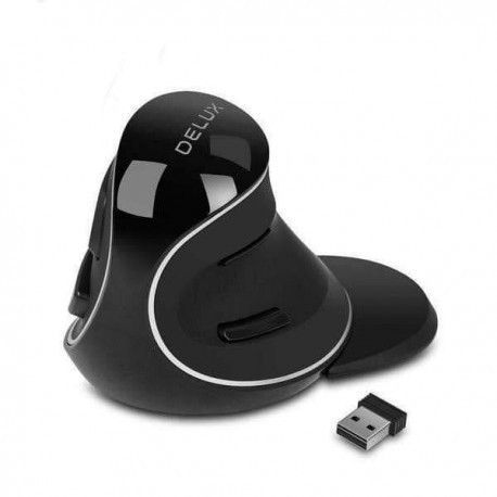 Vertical Ergonomic Wireless Mouse