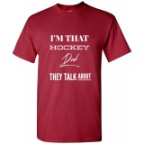 I am that HOCKEY dad they talk about