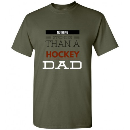 Nothing stronger than a HOCKEY dad