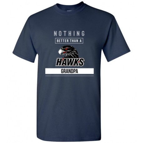 Nothing better than a HAWKS Grandpa