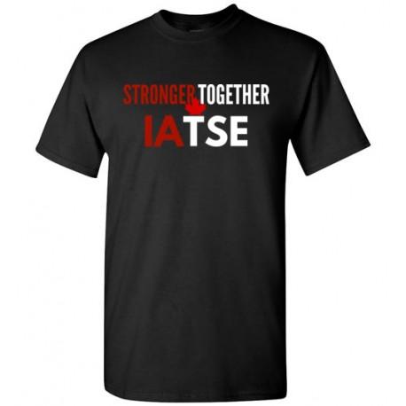 Stronger Together IATSE men