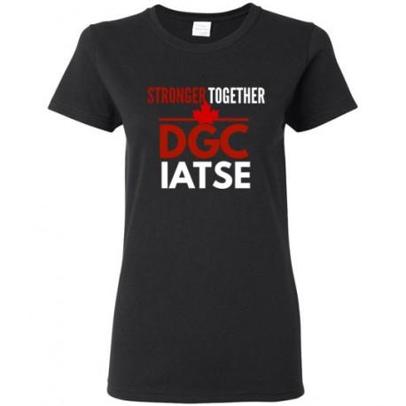 Stronger Together DGC IATSE women