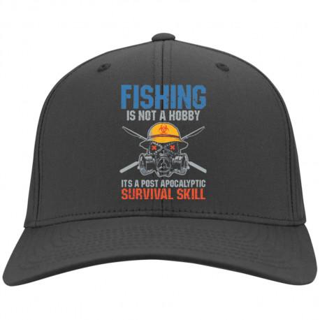 Fishing Survival Twill Cap