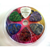 Assorted Colorful Set - Best Gifts for Guitarists, Worship Team, Christian Ministry, Jewelry Crafters, Pastors-i Pick Jesus Gui