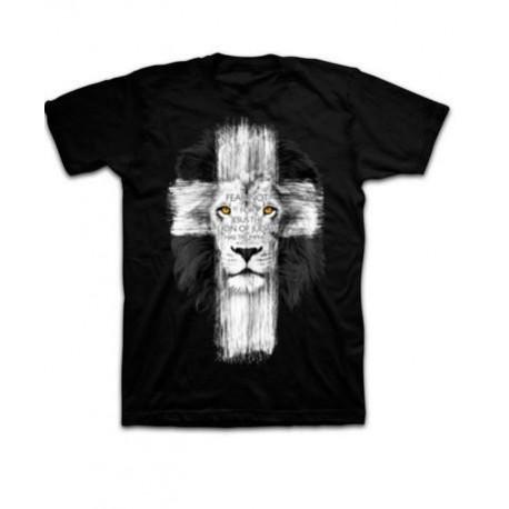 Kerusso Lion Cross TShirt