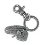 Keychain Artifacts Christian Faith