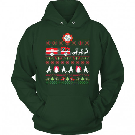 Limited Edition  Firefighter Christmas