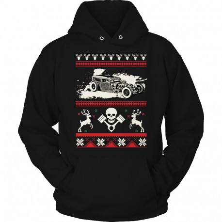 Limited Edition  Hot Rod Christmas