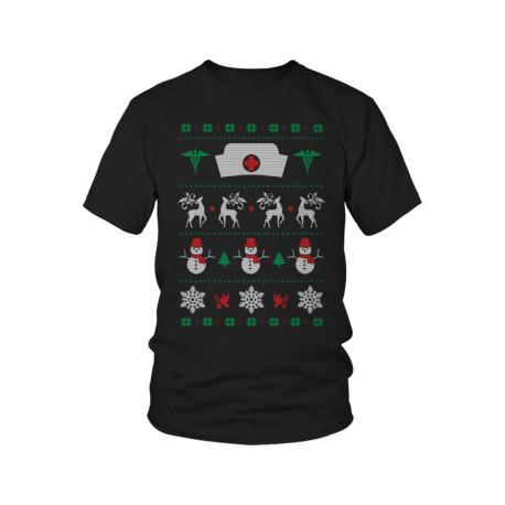 Limited Edition  Nurse Hate snowflakes christmas