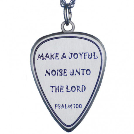 Make a Joyful Noise Guitar Pick P17