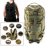 Men & Women Outdoor Military Army Tactical Backpack