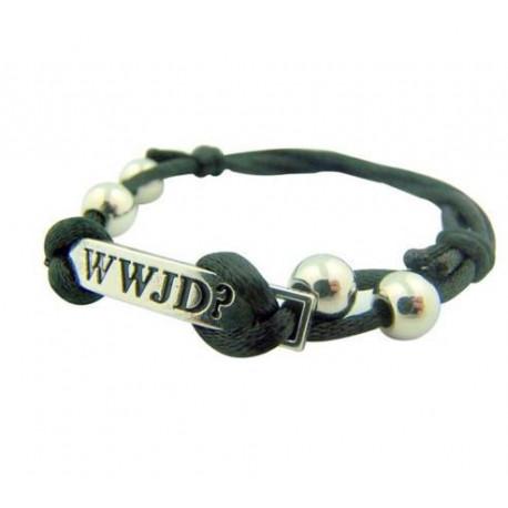 Mens Womens Teens Christian Jewelry Gift Silver Tone Metal Bead